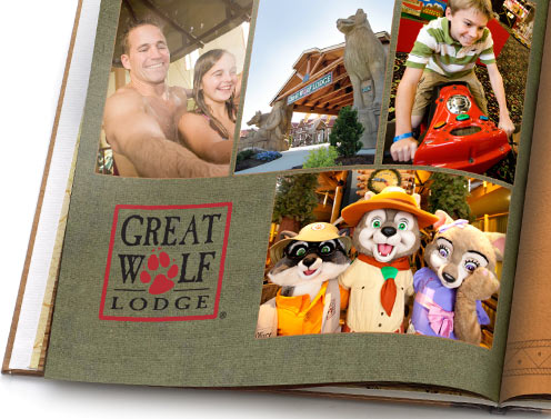 Welcome, Great Wolf Lodge Guests