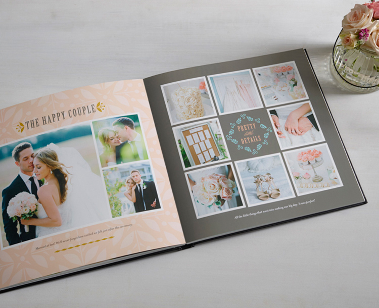 Shutterfly Photo Book Cover Ideas : Wedding ideas bridesmaid gifts guest books