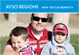 AYSO Regions How You Can Benefit