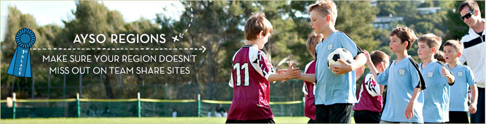 AYSO Regions - Make More Of Your Season With An AYSO Shutterfly Team Share Site