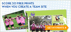 Score 30 Free Prints When You Create A Team Site