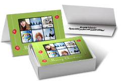 Creat Custom Photo Cards for Christmas