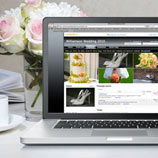 See tips on creating your wedding website