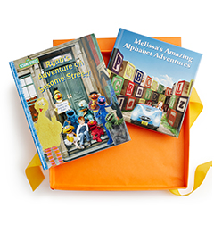 Personalized kids books from Shutterfly