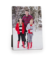 Desktop plaques from Shutterfly
