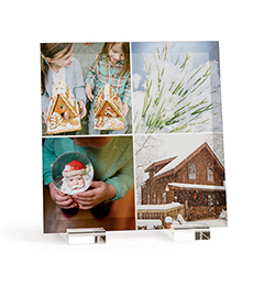 Glass prints from Shutterfly