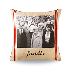 Pillows from Shutterfly