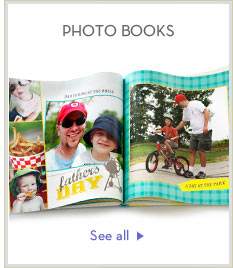 PHOTO BOOKS - SEE ALL
