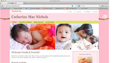 BABY SHARE SITES