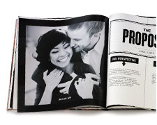 Engagement Photo Books