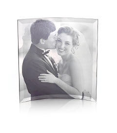 curved glass prints