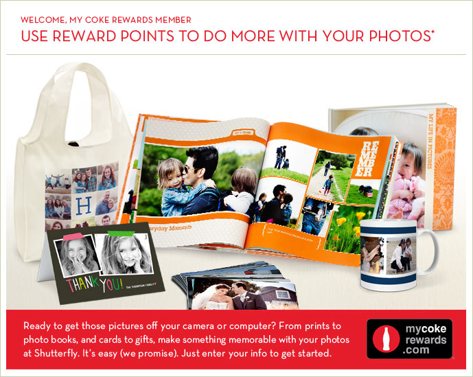 Shutterfly is offering a great discount today only! You can get $20 off any $20+ order with code 20FORU.. That means you can get some items for FREE or .